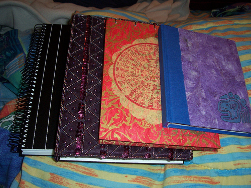 Old-Fashioned Journal