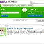 Yahoo Answer
