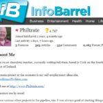 Phil Turner @ InfoBarrel